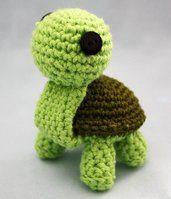 Crochet Turle 2 by Walkonred