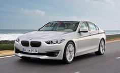 2013 BMW. Pretty sleek.