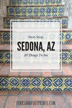 From hiking to natural water slides, there are an unlimited number of things to do in Sedona, that will keep you occupied during your visit.