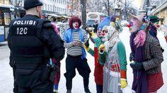 LOLdiers of Odin har inntatt gatene i Finland - og her hjemme ruster Are og Odins soldater til humorkrig - Aftenposten