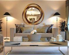 unique mirror for living room - Google Search