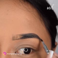 eye makeup looks best on me makeup looks natural makeup corrector pen without eye makeup makeup over 50 with glasses makeup images makeup tutorial for beginners makeup guide Eyebrow Makeup Tips, Eye Makeup Remover, Eyebrow Pencil, Beauty Makeup, Queen Makeup, Makeup Brushes, Face Makeup, Perfect Eyebrows Tutorial, Eyebrow Tutorial