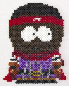 Token Cleric - South Park Stick of Truth - Hama / Perler bead