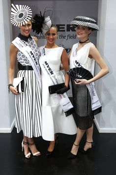 Melbourne Cup fashion 2014: Derby Day hats – in pictures