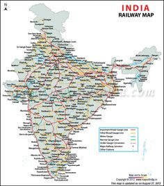 Southern Railway Map Of India.156 Best Indian Railways Images Coaching Landscape Landscapes