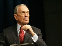 """Michael Bloomberg : """"You bet I did. And I enjoyed it.''  --  yet he opposes the legalization."""
