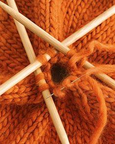 Selbermachen: Pudelmütze stricken: Kopfarbeit für die Familie | BRIGITTE.de