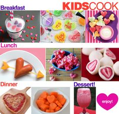 All of these seem fun! I love creative ways to get kids to eat their dinner. My mom used to do it for me and I loved it. : )