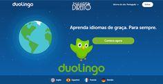 Duolingo é bom? - Desafio Poliglota Learn German, Learn Spanish, Challenges, Nice, Languages, Universe, Life