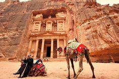 Petra - the pink city