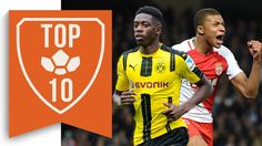 #Top10 Breakthrough #Wonderkids Of The Season - From #Dembele to #Mbappe, here are the 10 Wonderkids that have broken through this season! http://www.gosoccertube.com/top-10-breakthrough-wonderkids-season/
