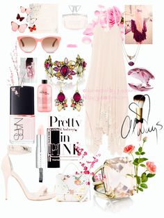 Pink Lady/14- Made this on polyvore. Get the pieces on my online boutique: jusadore.com