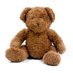 Teddy Bear ❤ liked on Polyvore featuring stuffed animals, fillers, animals, teddy bears and toys