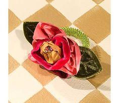Boutonniere Napkin Ring from MacKenzie Childs