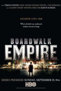 Boardwalk Empire is an American television series set in Atlantic City, New Jersey during the Prohibition era