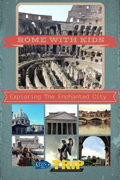 Visiting Rome with Kids-Kids Are A Trip