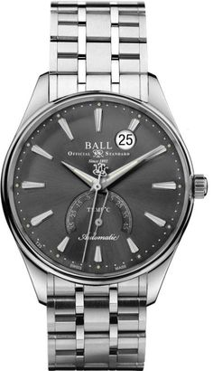 @ballwatchco Trainmaster Kelvin #basel-16 #bezel-fixed #bracelet-strap-steel #brand-ball-watch-company #case-depth-11-8mm #case-material-steel #case-width-39-5mm #date-yes #delivery-timescale-1-2-weeks #description-done #dial-colour-grey #gender-mens #luxury #movement-automatic #new-product-yes #official-stockist-for-ball-watch-company-watches #packaging-ball-watch-company-watch-packaging #style-dress #subcat-trainmaster #supplier-model-no-nt3888d-s1j-gyc #warranty-ball-watch-company-o...