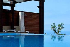 The Romanos, a Luxury Collection Resort, Costa Navarino - Villa - pool