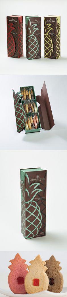 七言设计采集到包装 - creative #biscuits #box
