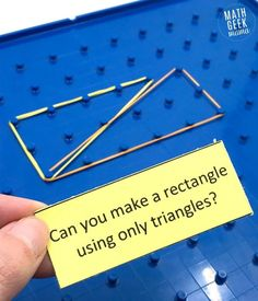 Have a geoboard, but not sure how to use it? Learn great ideas for hands on math exploration + grab a free set of geoboard activity cards in this post!