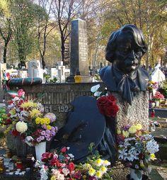 Rippl-Rónai József sírja-Kaposvár Keleti temető (Lányi Dezső)