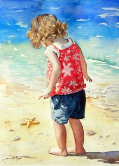 Beach Discovery by Sue Lynn Cotton