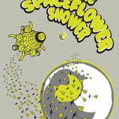 Spaceflower Shower