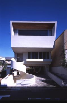 White Whorls   Shibuya-ku,Tokyo, Japan   milligram architectural studio