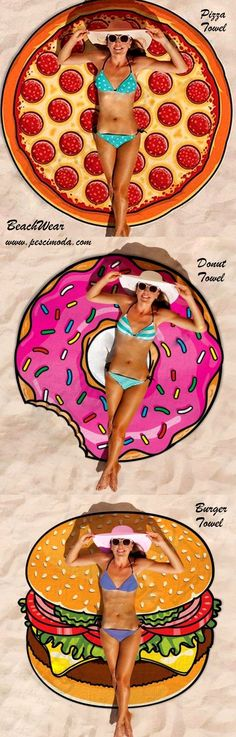 Shop Online Woman / Teens BeachWear Accessories now on Sale. Get Additional 10%Off your first order at www.pescimoda.com
