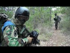 "PAINTBALL - TEAM-GHOST - ""CARGO"" @ Skirmish - YouTube"