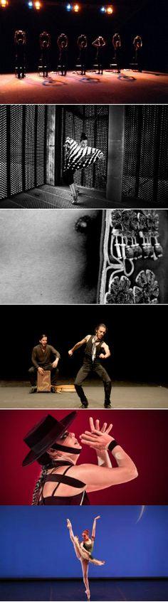 Espectacles de dansa al Mercat de les Flors     Mercat de les Flors-Casa de la Dansa (Barcelona)  Maig 2017