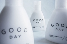 Stylish White Package Design Inspiration