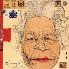 David Hughes Drawings? 2003    Simply stunning.