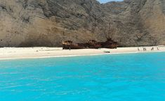 Οι 10 καλύτερες παραλίες της Ζακύνθου Boat, Dinghy, Boats, Ship