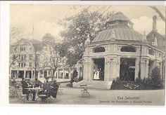 Brunnen Pavillon 1909