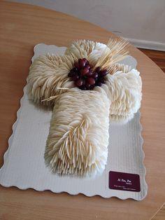 Pastel de hostias #primeracomunion #alpanpandf pedidos al tel 5530688559