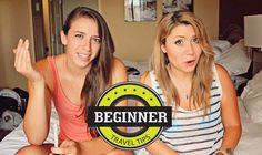 Rachel and I give you some quick beginner tips to help you NOT be a rookie on your travels!! Check out the video we did on Rachel channel! The Urban Dictiona...