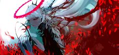 """-""""Give up! ,you stand no chance against the raging winds out there"""". -""""No matter how hard the wind blows and threats the blossom tree,I'll stand still as firm as a rock should be """" The fallen Queen..."""