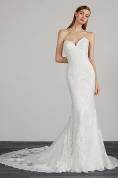 56bd99a09afb 62 Best Pronovias Wedding Gowns images