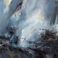 """Excellent """"abstract artists famous"""" information is readily available on our web pages. Have a look and you wont be sorry you did. Sky Painting, Abstract Landscape Painting, Seascape Paintings, Landscape Paintings, Landscapes, Space Drawings, Cool Drawings, Expressive Art, Contemporary Abstract Art"""