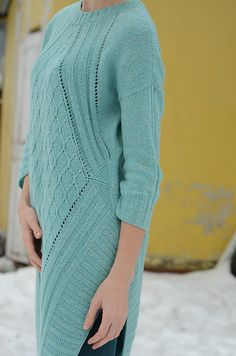 Ravelry: Project Gallery for Chainlink pattern by Norah Gaughan