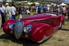 1939 Delahaye Type 165 by Figoni & Falaschi