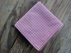 Men's by LoveVirginiaRuth, $10.00 Pocket Square for Pink