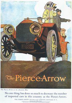 Pierce Arrow, 1911 | Flickr - Photo Sharing!