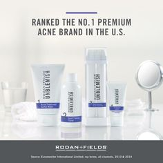"""How would you like to jump into fall with beautiful skin? Let me tell you about my son's """"little friend"""" which happens to be the #1 Premium Acne Brand in the U.S. that also has a 60 day money back guarantee. My son has been using UNBLEMISH for the last 4 months and his skin has had an amazing transformation, he is ready to rock into his freshman year of high school. Decide today how tomorrow is going to look."""
