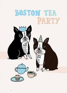 boston tea party lol