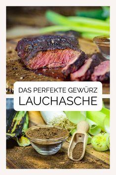 Lauchasche ist ein recht unbekanntes Gewürz, welches du ganz leicht selber herstellen kannst. #Foodblogger #Grillblogger #Gewürze #seasoning #Lauchasche #Porree #Lauch #Grillen #Barbecue