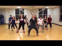 """▶ """"La Pregunta"""" J. Alvarez- Zumba Choreography -ZIN Megamix 41 - YouTube"""