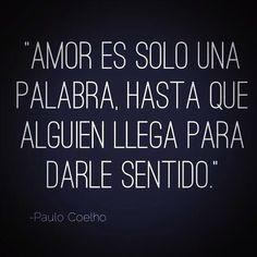 #Amor #PauloCoelho @Paulo Coelho