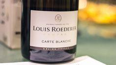 Champagne Louis Roederer Carte Blanche demi sec, Migliori Champagne dolci